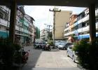Фото туриста. Вид из входа в отель
