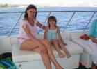 Фото туриста. Плывём на яхте