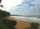 Фото туриста. Пляж отеля.