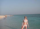 Фото туриста. на райском острове