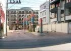 Фото туриста. вид на отель с улицы