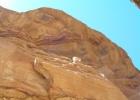 Фото туриста. цветной каньон