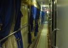 Фото туриста. поезд харьков-москва
