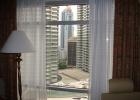 Фото туриста. окно с видом на Башни