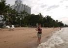 Фото туриста. берег рядом с отелем Cholchan Pattaya