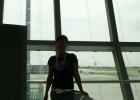 Фото туриста. прилетели в Бангкок