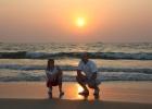 Фото туриста. пляж Majorda