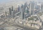Фото туриста. вид с 124 этажа