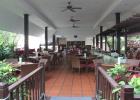 Фото туриста. ресторан отеля