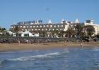 Фото туриста. Вид на отель со стороны океана