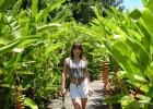 Фото туриста. Банановые заросли
