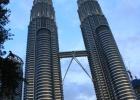 Фото туриста. Куала-Лумпур. Башни Петронас