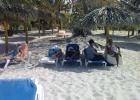 Фото туриста. Спасатели на пляже отеля Барловенто за работой