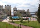 Фото туриста. Вид из стандартного номера Marina Beach на отель Marina Palace