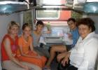 Фото туриста. поезд