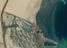 Фото туриста. Вид из космоса. Обследование рифа.