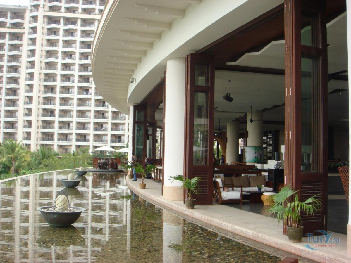 китай санья показать фото отеля ховард джонсон