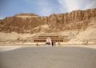 Фото туриста. Храм Царицы Хатшепсут