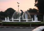 Фото туриста. Площадь дельфинов рядом с отелем