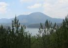 Фото туриста. Горное озеро