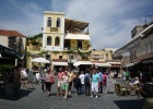 Фото туриста. старый Родос