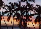 Фото туриста. 2 заката с разницей в минуту (см.на лодочку)
