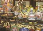 Фото туриста. Керамика в Линдосе