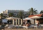 Фото туриста. Вид с моря на главный корпус отеля