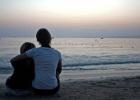Фото туриста. романтик
