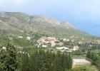 Фото туриста. Хорватия Отель вид из окна