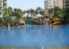 Фото туриста. басейн