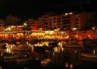 Фото туриста. Мальта ночью