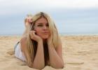 Фото туриста. на пляжике валяюсь
