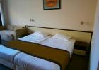 Фото туриста. Кровать в стандартном номере