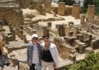 Фото туриста. развалины Карфагена