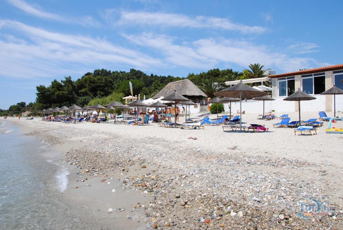 под халкидики греция отзывы туристов о пляжах фото его