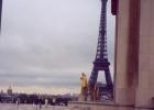 Фото туриста. Башня