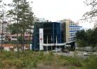 Фото туриста. отель со стороны дороги