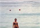 Фото туриста. В океане)