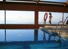 Фото туриста. закрытый бассейн