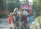 Фото туриста. P.S. Напоследок о социальных льготах в стране - есть корпоративный транспорт по утрам :-))!