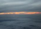 Фото туриста. В небе над Кемерово