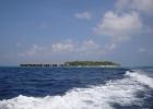 Фото туриста. остров