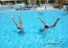 Фото туриста. мелкий все таки бассейн в АЗУРе
