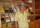 Фото туриста. сигары