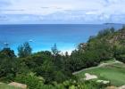 Фото туриста. Территория отеля - Дальний пляж (Anse Georgette)