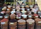 Фото туриста. Рынок специй в Асуане