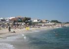Фото туриста. пляж при отеле