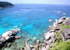 Фото туриста. Симилановы острова. Рай на земле.