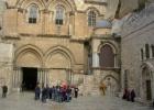 Фото туриста. вход в Храм Господня